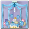 It's A Boy Party Canopy