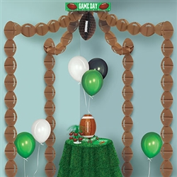 Football Party Canopy