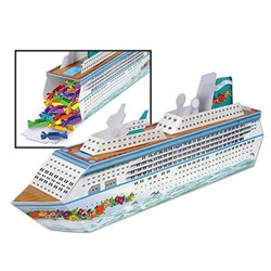 Cruise Ship Centerpiece