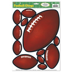 Football Clings