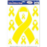 Yellow Ribbon Clings