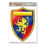Medieval Crest Peel 'N Place (1/Sheet)