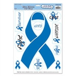 Blue Ribbons Peel 'N Place (10/pkg)