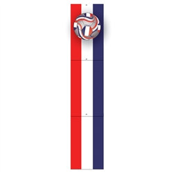 France Soccer Jointed Pull-Down Cutout