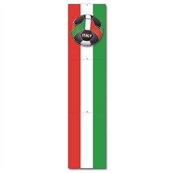 Italy Soccer Jointed Pull-Down Cutout