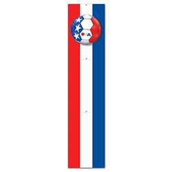 United States Soccer Jointed Pull-Down Cutout
