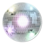 Disco Ball Cutout