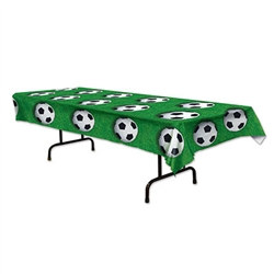 Soccer Ball Tablecover