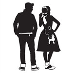 50's Silhouettes