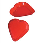 Plastic Heart Tray