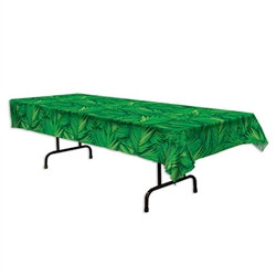 Palm Leaf Tablecover