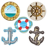 Mini Nautical Cutouts