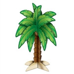 3-D Palm Tree Centerpiece