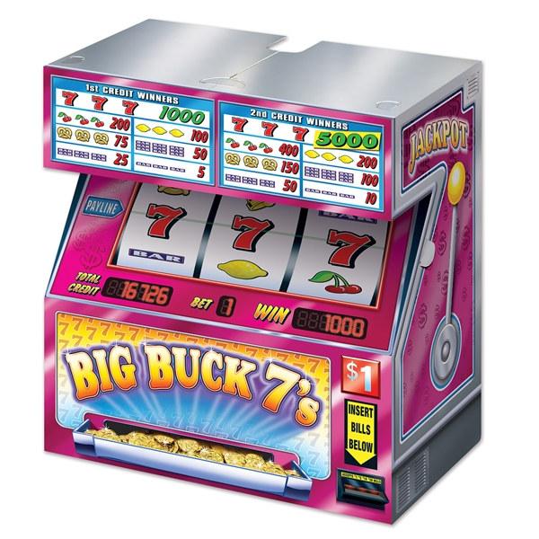 Slot Machine Stand Up