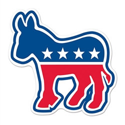 Democratic Cutout