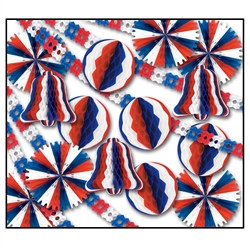 Patriotic Display Decorator