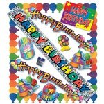 Happy Birthday Party Kit