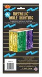 Mardi Gras 1-Ply Metallic Table Skirting