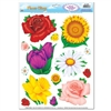 Flower Window Clings (14/pkg)