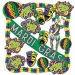 Mardi Gras Decorating Kit