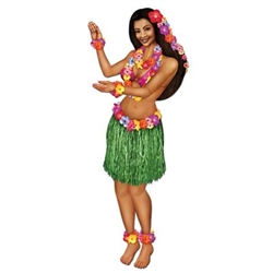Jointed Hula Girl