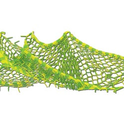 Green Tissue Fish Netting