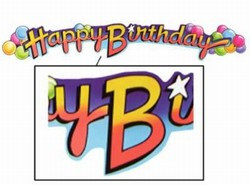 Birthday Expandable Banner