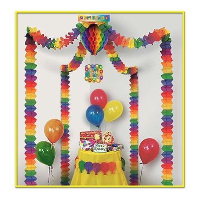 Birthday Party Canopy  sc 1 st  Party Cheap & Circus u0026 Carnival Theme Party Supplies Birthday Ideas ...