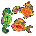 Art-Tissue Fish Assorted Designs