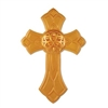 Gold Plastic Cross