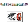 Graduation Streamer, 5inx5ft (1/Pkg)