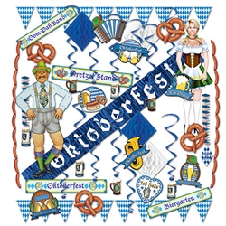 Oktoberfest Decorating Kit