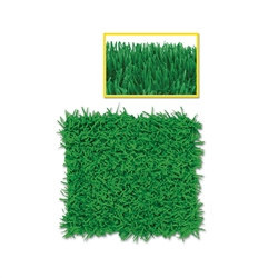 Green Tissue Paper Grass Mat