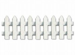 Picket Fence Cutouts