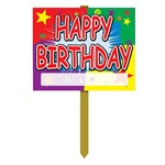 Birthday Yard Sign