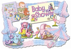 Baby Shower Decorama