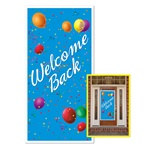 Welcome Back Door Cover