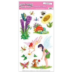 Fairies and Friends Decals