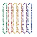 70th Birthday Beads (1/Pkg)