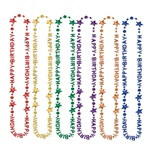 Happy Birthday Beads of Expression (1/pkg)