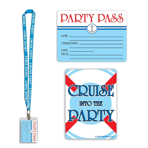 Cruise Ship Party Supplies And Decorations PartyCheap - Cruise ship centerpieces