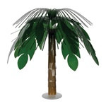Jungle Palm Cascade Centerpiece