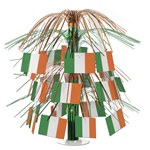 Irish Flag Cascade Centerpiece