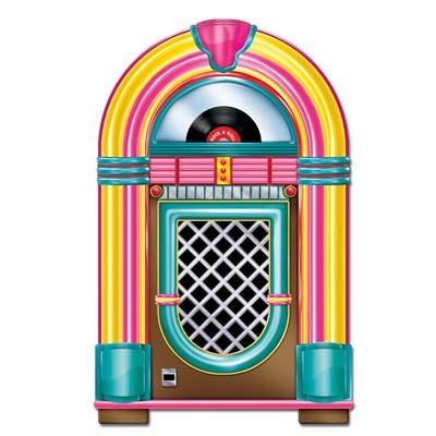 Jukebox Cutout