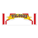 Circus Sign Banner