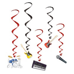 Band Whirls (5/pkg)