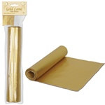 Gold Lame Table Runner Roll (50 feet)