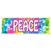Peace Sign Banner