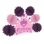 Princess Crown Pop-Over Centerpiece