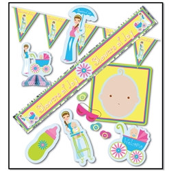 Showers of Joy Party Kit